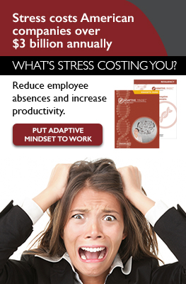 Workplace Stress and an Adaptive Mindset for Resilience